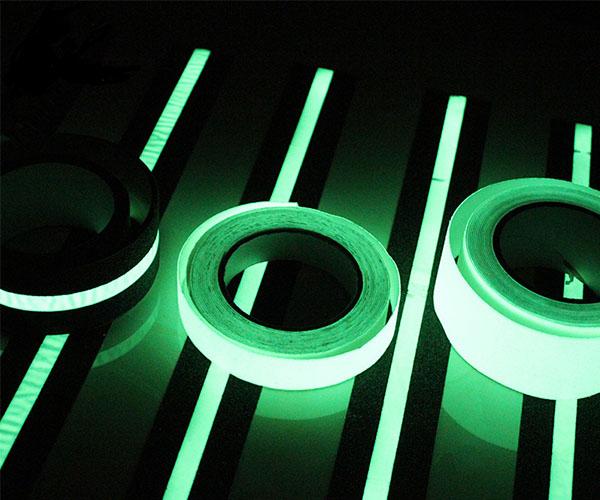 luminous anti slip tape